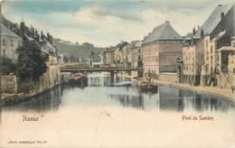 Namur - Pont De Sambre - Série Artistique N° 13 Couleurs - Namur