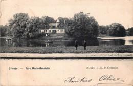 Ostende -Parc Marie-Henriette - Oostende