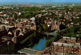 67 STRASBOURG VUE AERIENNE LE PONT ROYAL SUR L'ILL ET LE PONT DE L'UNIVERSITE... - Strasbourg