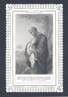 Image Pieuse St Joseph Modèle D'une Parfaite Communion Letaille - Imágenes Religiosas