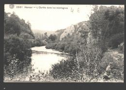 Hamoir - L'Ourthe Dans Les Montagnes - Hamoir