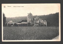 Hamoir - Château De Hamoir Lassus - Hamoir
