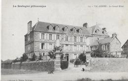 Val André.L'entrée Du Grand Hotel De Val André. - Francia