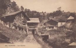 CPA - Manigod - Les Chalets - France
