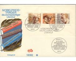 Ref. 435509 * MNH * - GERMAN FEDERAL REPUBLIC. 1978. GERMAN LITERATURE  NOBEL LAUREATES . PREMIOS NOBEL DE LITERATURA AL - Briefe U. Dokumente