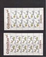 1986 Gibraltar   Mi. 503-4 ** MNH  Europa - 1986