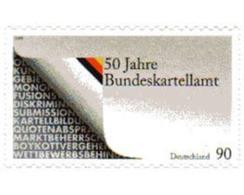 Ref. 215599 * MNH * - GERMAN FEDERAL REPUBLIC. 2008. 50th ANNIVERSARY OF THE REPUBLIC . 50 ANIVERSARIO DE LA REPUBLICA - [7] Federal Republic