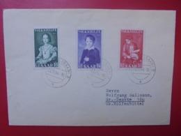 SARRE 1954 - 1947-56 Protectorate