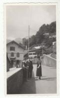 GEX (Ain) - Chemin Descendant Au Creux De L'Envers - 07/09/1937 - Photographie 6,5 X 11,3 Cm - - Gex