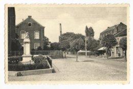 Grand Lanaye Monument Aux Morts Carte Postale Ancienne Groot-Ternaaien PK - Wezet