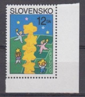 Europa Cept 2000 Slovakia 1v (corner)  ** Mnh (44927) - Europa-CEPT