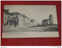 WENDUINE - WENDUYNE  -  Rue De L' Eglise, Grand Air   -  1906   - - Wenduine