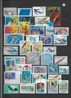 Thème Sports - Natation - Timbres Neufs ** Sans Charnière - TB - Schwimmen