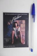 Autocollant Stickers Ciné Musique Cinéma Affiche Du Film FLASHDANCE - Autocollants