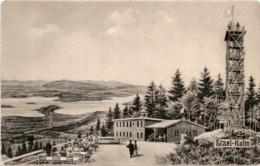 Etzel-Kulm Ob Feusisberg A. Zürich-See (16364) * 4. 6. 1907 - SZ Schwyz