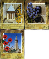 Ref. 193589 * MNH * - ANTIGUA AND BARBUDA. 1996. 3000th ANNIVERSARY OF JERUSALEM . 3000 ANIVERSARIO DE JERUSALEM - Antigua And Barbuda (1981-...)