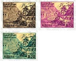 Ref. 57235 * MNH * - ALGERIA. 1977. BASIC SET . SERIE BASICA - Eisenbahnen