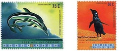 Ref. 75806 * MNH * - ARGENTINA. 1999. INTERNATIONAL YEAR OF THE OCEANS . AÑO INTERNACIONAL DE LOS OCEANOS - Neufs