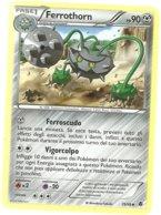 REF. 59 - POKEMON - FERROTHORN - 73/98 - NERO E BIANCO NUOVE FORZE - NON COMUNE - Pokemon