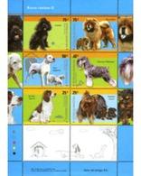Ref. 282029 * MNH * - ARGENTINA. 2006. DOGS . PERROS - Hunde