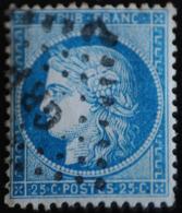 CERES N°60   Ob. AMBULANT. G R P - 1871-1875 Cérès