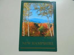 ETATS UNIS NH NEW HAMPSHIRE Mt. WASHINGTON - Etats-Unis