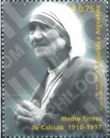 Ref. 283738 * MNH * - ARGENTINA. 1997. HOMAGE TO MOTHER THERESE OF CALCUTTA . HOMENAJE A LA MADRE TERESA DE CALCUTA - Mother Teresa