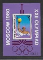 Thème Sports - Natation - Bulgarie - Timbres Neufs ** Sans Charnière - TB - Schwimmen
