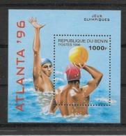 Thème Sports - Natation - Bénin - Timbres Neufs ** Sans Charnière - TB - Schwimmen