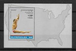 Thème Sports - Natation - Cambodge - Timbres Neufs ** Sans Charnière - TB - Schwimmen