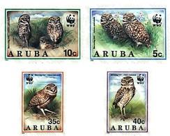 Ref. 74942 * MNH * - ARUBA. 1994. BURROWING OWL . LECHUZA MINERA - Sonstige
