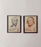PDG. Cl1. P44.6. Fraîcheur Postale. Sans Charnière. COB. 1214 >>> 1215 - Belgium
