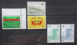 BELGIE 1972     Spoorweg    TR  423  Tot  427       Postfris **    CW  24,50 - Chemins De Fer