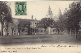 1943/ State School For The Deaf, Austin, Texas 1905 - Austin