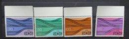 BELGIE 1976  Spoorweg   TR  428 - 431   Postfris **   CW  15,00 - Chemins De Fer