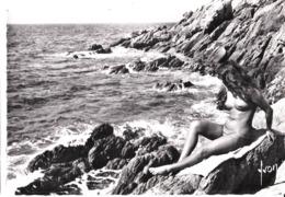 CPM   Ile Du Levant  (83) Centre Naturiste (Naturisme, Nudisme) Les Pierres Plates Beauté Nue  Ed Yvon 5634 - Altri Comuni