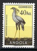 Angola - N° 350 * - Neuf Avec Charnière - Thématique Oiseaux / Birds - Angola