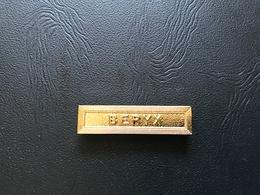 Agrafe BERYX (operations ASIE DU SUD EST) Pour Medaille Commémorative Française - France