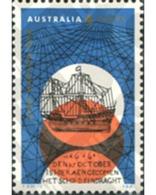 Ref. 161022 * MNH * - AUSTRALIA. 1966. 350 ANIVERSARIO DE LA LLEGADA DE DIRK HARTOG Y EXPOSICION FILATELICA DE PERTH - Bateaux