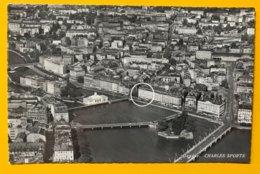 8984 - Carte Publicitaire Charles Sport 23 Quai Des Bergues Genève - GE Ginevra