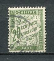 Frankreich Porto Nr.35           O  Used       (1305) - 1859-1955 Oblitérés