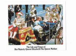 "Fidji Bloc Feuillet N° 6** Avec Le Prince Andrew Au Mariage Royal En 1981"" - Fidji (1970-...)"