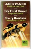MSF 83: Vance-De Moordmachine / Russel-De Grote Uittocht / Harrison-Doodsstrijd Op Pyrrus (Meulenhoff 1975) - SF & Fantasy