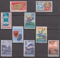 Timbres INDONESIA   Neuf** Sujet Divers  Des Année 1960 à1970 - Indonesië