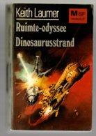 MSF 95: Ruimte-odyssee Dinosaurusstrand (Keith Laumer) (Meulenhoff 1975) - SF & Fantasy