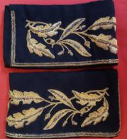 LOT CANNETILLE CORPS PREFECTORAL - Uniforms