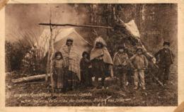 VICARIAT APOSTOLIQUE DU MACKENZIE - Indiens Tribu Des Esclaves -  INDIO // INDIAN // INDIEN - Indios De América Del Norte