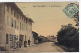 Ain - Pont-de-Vaux - Le Grand Faubourg - Pont-de-Vaux