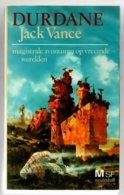 MSF 100: Durdane (Jack Vance) (Meulenhoff 1976) - SF & Fantasy