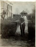 AGRICULTURE LANDBOUW AGRICULTURA   21*16CM Fonds Victor FORBIN 1864-1947 - Fotos